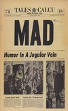 Mad # 16 magazine back issue