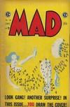 Mad # 18 magazine back issue