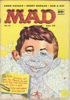 Mad # 41 magazine back issue