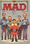 Mad # 52 magazine back issue