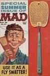 Mad # 57 magazine back issue