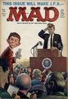 Mad # 66 magazine back issue