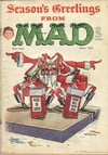 Mad # 68 magazine back issue