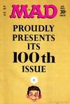 Mad # 100 magazine back issue