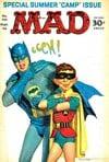 Mad # 105 magazine back issue