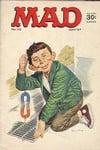 Mad # 110 magazine back issue