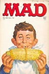 Mad # 154 magazine back issue