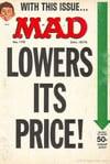 Mad # 179 magazine back issue
