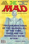 Mad # 324 magazine back issue