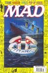 Mad # 369 magazine back issue