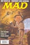 Mad # 372 magazine back issue