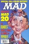 Mad # 377 magazine back issue