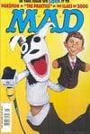 Mad # 394 magazine back issue