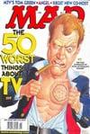 Mad # 396 magazine back issue