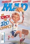 Mad # 398 magazine back issue