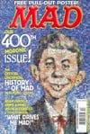 Mad # 400 magazine back issue