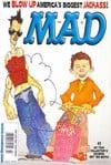 Mad # 407 magazine back issue