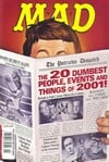 Mad # 413 magazine back issue