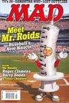 Mad # 489 magazine back issue