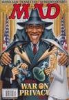 Mad # 523 magazine back issue