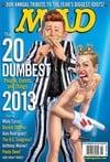 Mad # 525 magazine back issue