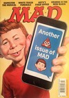 Mad # 541 magazine back issue