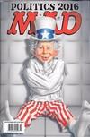 Mad # 542 magazine back issue
