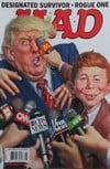 Mad # 545 magazine back issue