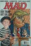 Mad # 547 magazine back issue