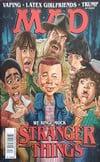 Mad # 548 magazine back issue