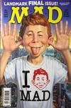 Mad # 550 magazine back issue
