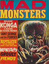 Mad Monsters # 1 magazine back issue