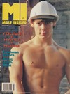 Male Insider March 1992 magazine back issue