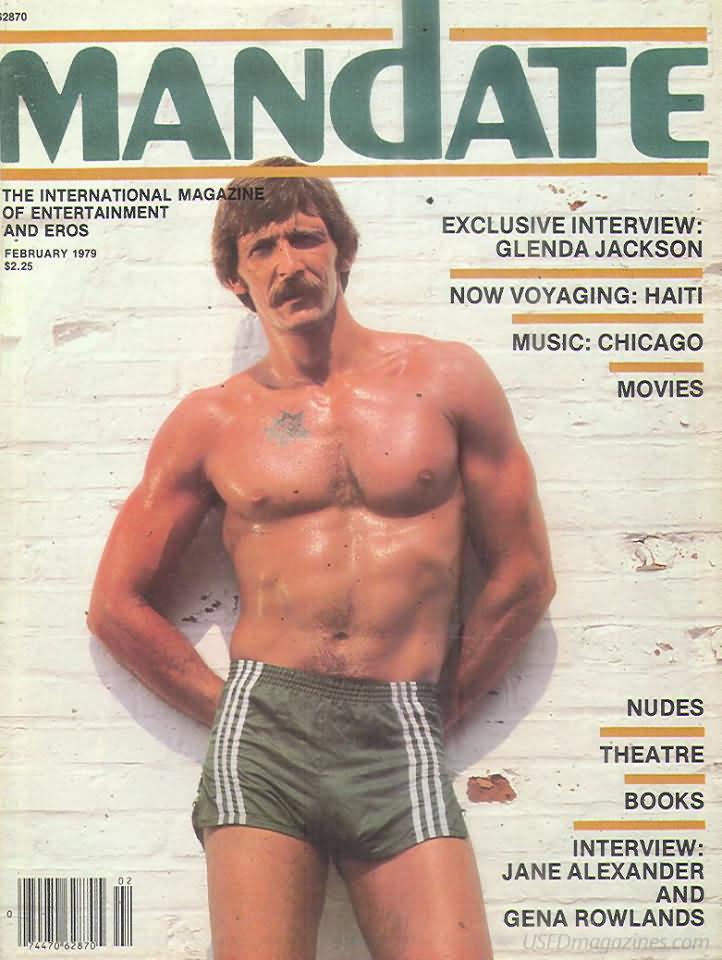 Mandate March 1994 Magazine Mandate Mar 1994