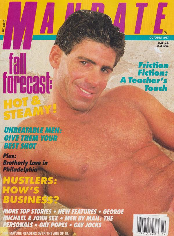 Mandate December 1983 Magazine Mandate Dec 1983