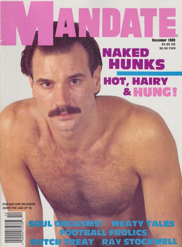 Mandate December 1988 Magazine Mandate Dec 1988