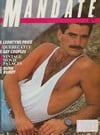Oh Rio! magazine cover Photographs Mandate June 1985