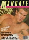 Erection Day magazine cover Photographs Mandate August 1985
