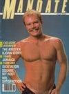 Kristen Bjorn Mandate November 1985 magazine pictorial