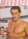 'Good Catch' magazine cover Photographs Mandate December 1985