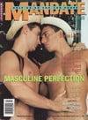 Unknown magazine cover Photographs Mandate July 1994