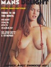 Man's Delight January 1975 magazine back issue