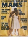Man's Magazine September 1969 magazine back issue