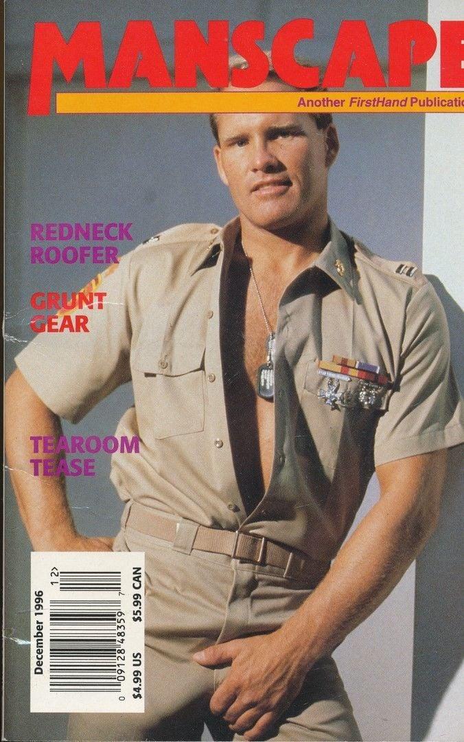 Kg 99 Magazines: Manscape December 1996 Product Manscape Dec 1996