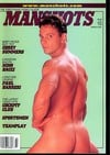 Manshots March 2001 magazine back issue cover image