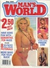 Man's World May 1989 magazine back issue