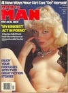 Man to Man January 1982 magazine back issue cover image