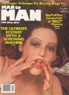 Man to Man March 1982 magazine back issue