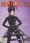Marquis # 4 magazine back issue