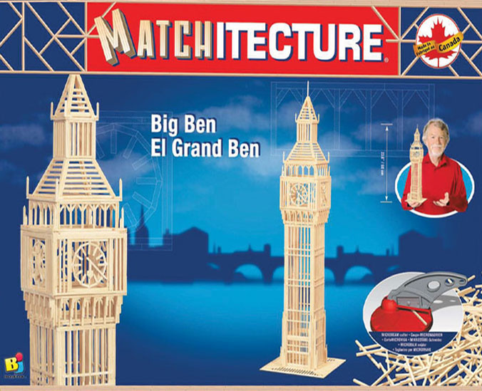 big-ben-matchstick